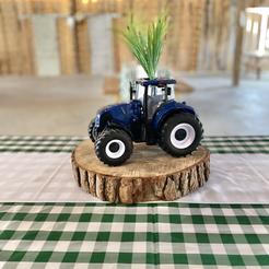Tractor Bash