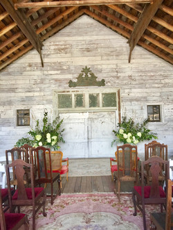 Our Chapel-Florals by Barnstar