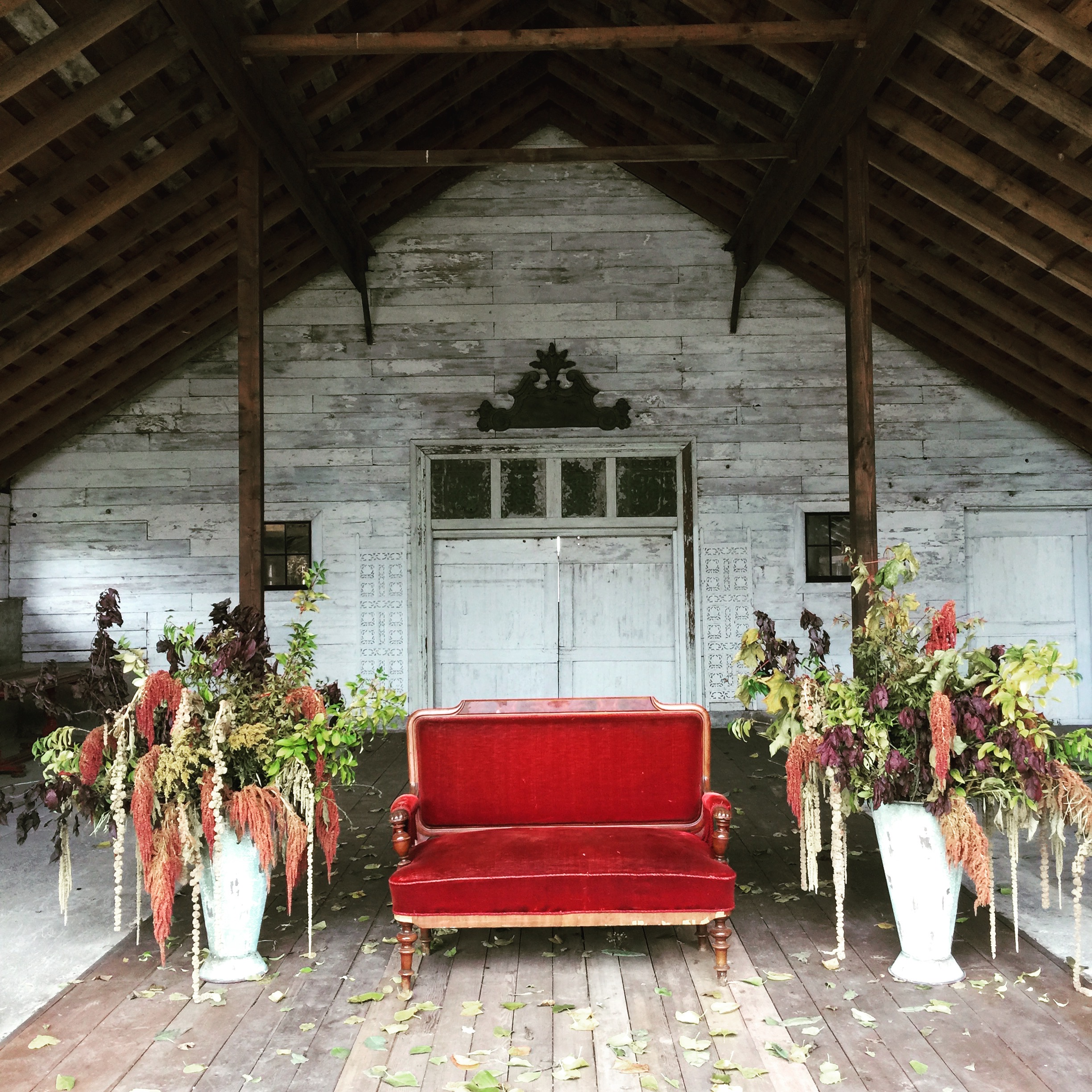 Our Chapel-Barnstar Florals