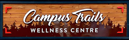 Campus Trails Wellness Centre SIGN#1 cop