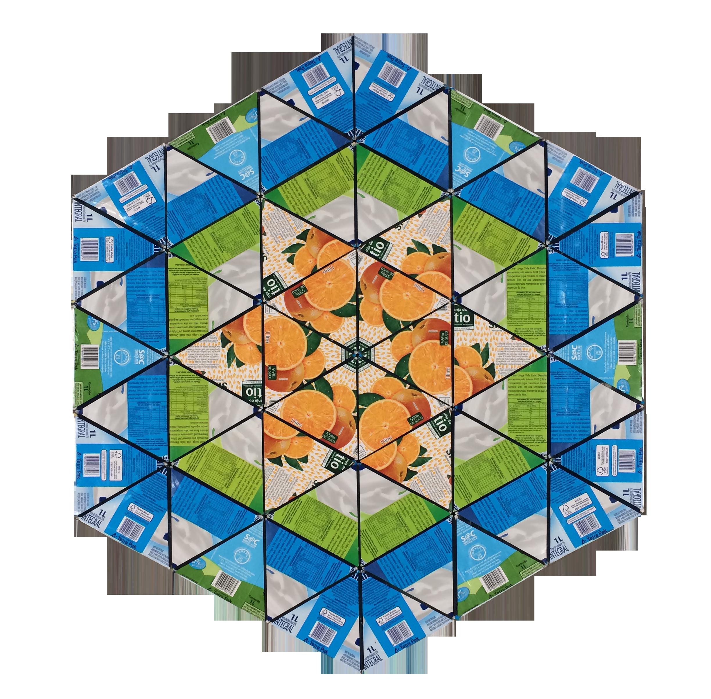 Hexagopak -verso