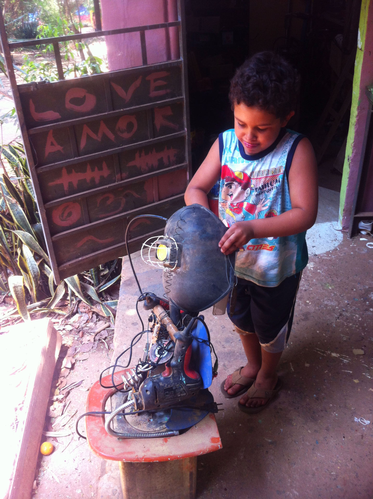 inventor Gabriel