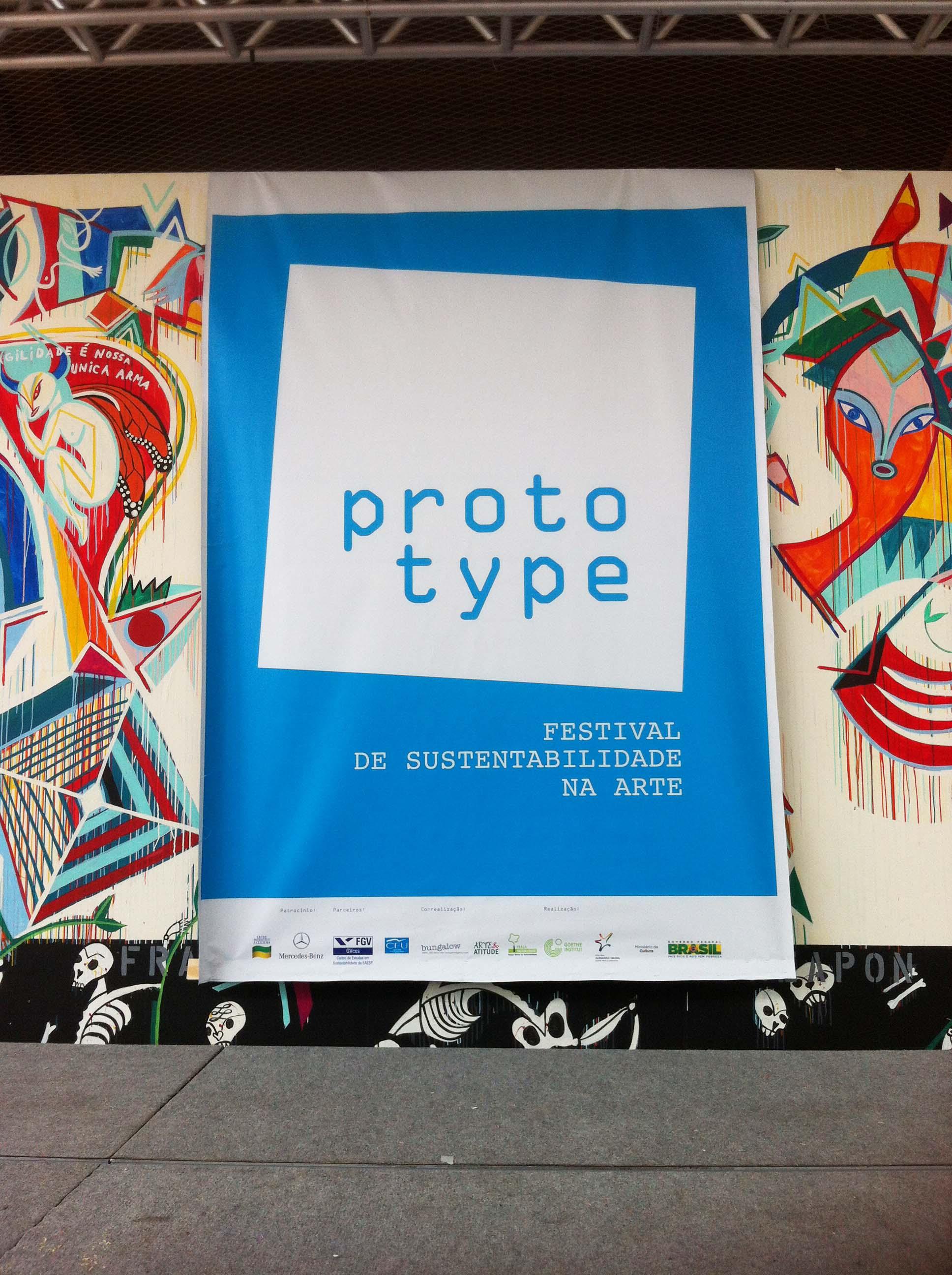 Prototype Festival . 2014 .