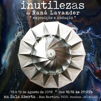 exposição individual -Sala Aberta- SP 20