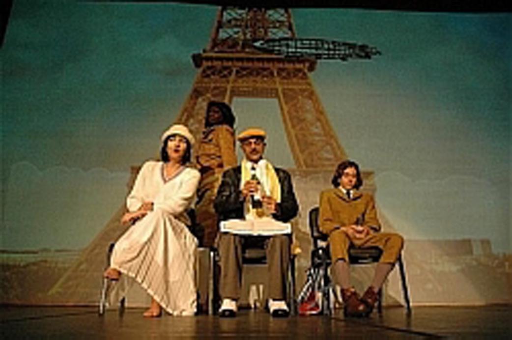 pocket ópera Santos-Dumont