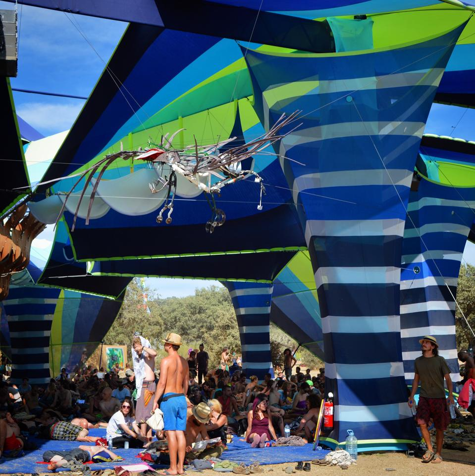 Boom Festival . 2014 . Portugal