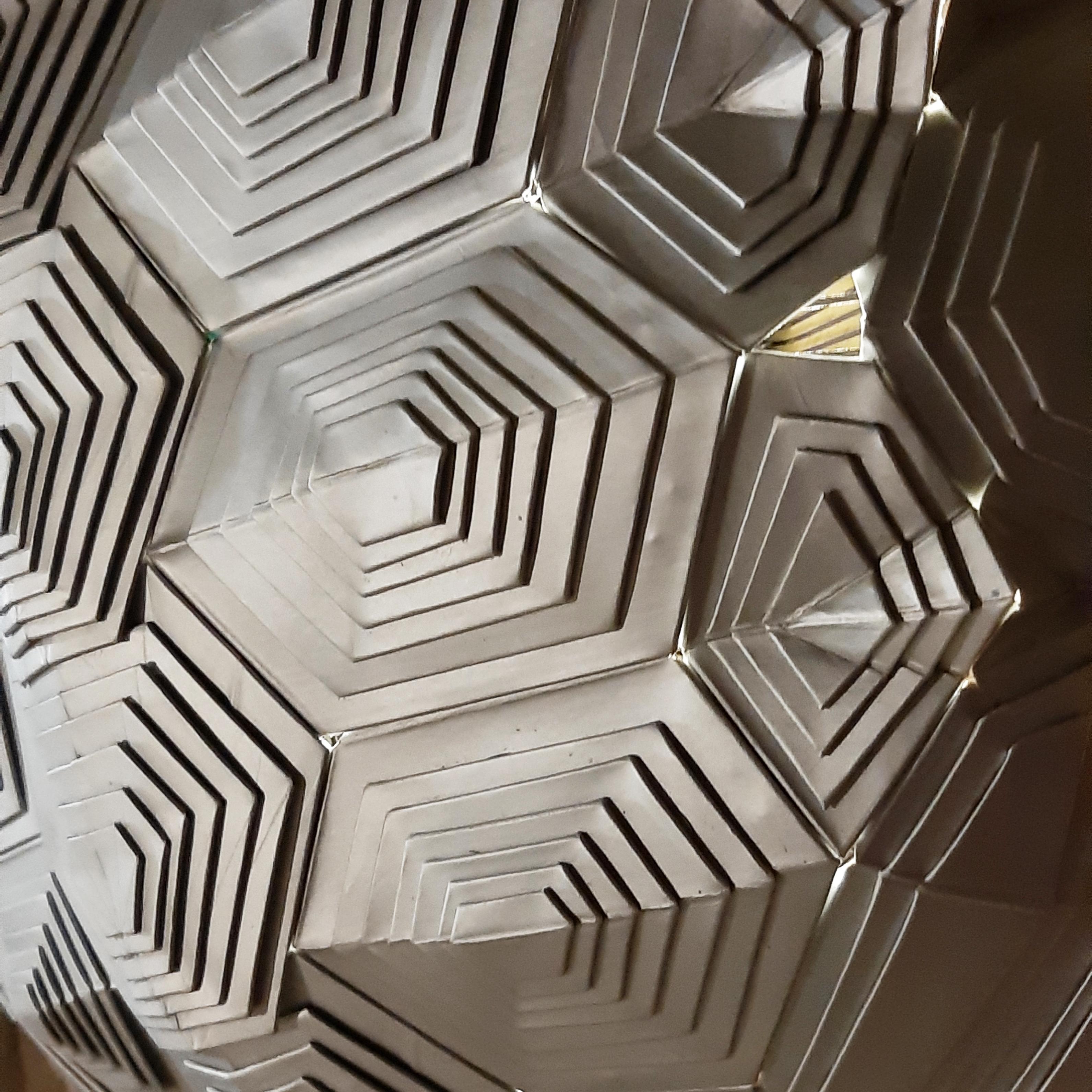 Tetraruga -detalhe