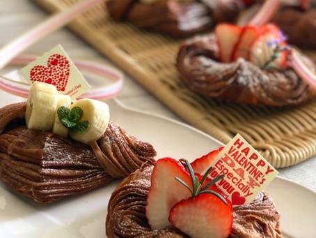 2月パン作りを「楽しむ」クラス開催のご案内。滋賀草津パン教室。