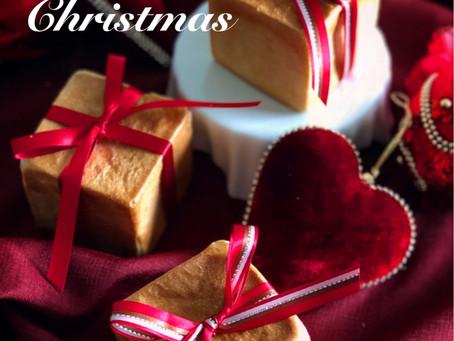12月パン作りを「楽しむ」クラス開催のご案内、滋賀草津パン教室。