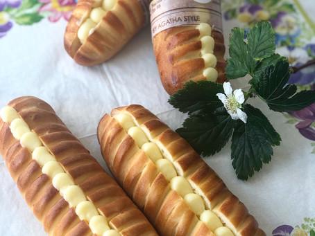 4月パン作りを「楽しむ」クラス開催のご案内。滋賀草津パン教室。