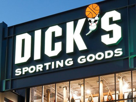 Dick's Sporting Goods posts Q1 loss, sales drop by 30.6 percent