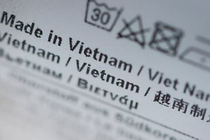 Vietnam footwear and clothing exports grow in April