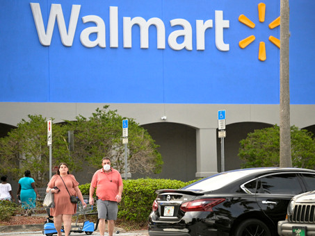 Walmart Posts Strong Pandemic Revenues