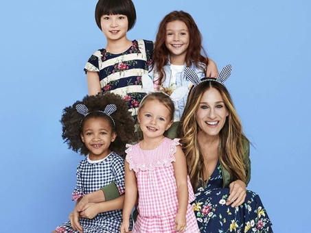 Gap launches capsule collection with Sarah Jessica Parker