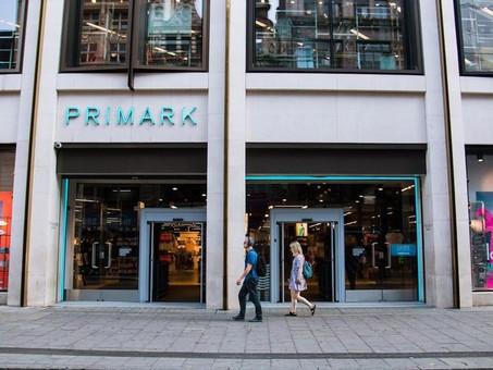 Primark's Q1 sales increase 4 percent