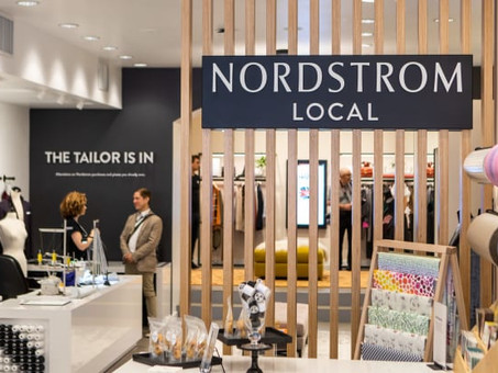 Nordstrom shares jump after earnings beat estimates