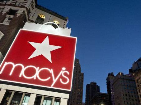 Macy's Sees Tough Quarter, Affirms Guidance for Year
