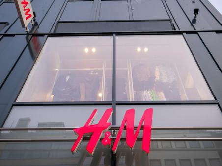 H&M Sees Online Sales Rising 20% Per Year Until 2022