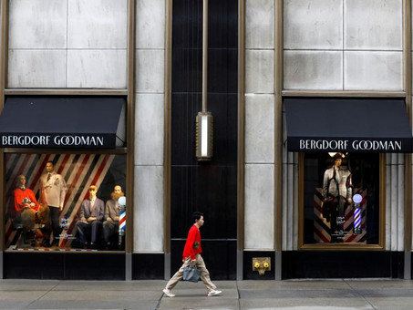 U.S. retail sales post biggest drop in a year; coronavirus drag coming