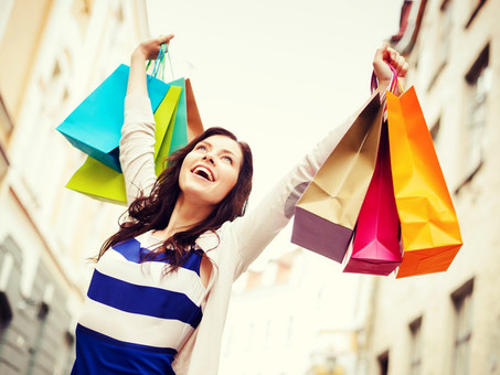 Clothing and Footwear Spending Rise in November on Holiday Buying Spree