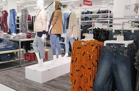 Amazon and Target are in a war over apparel