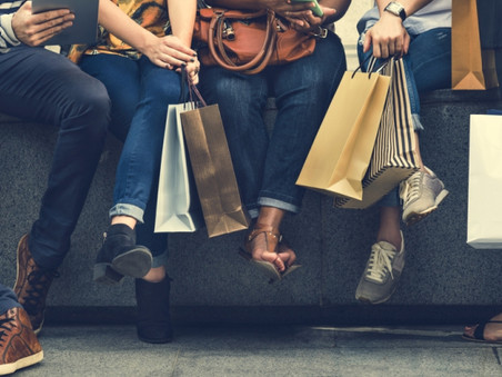 Apparel Retail Shopping Inched Up in January
