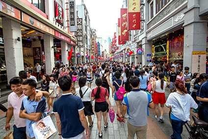 China to overtake US as largest apparel market