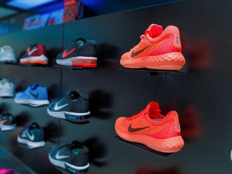 Nike's Sales Exceed $10 Billion in Single Quarter