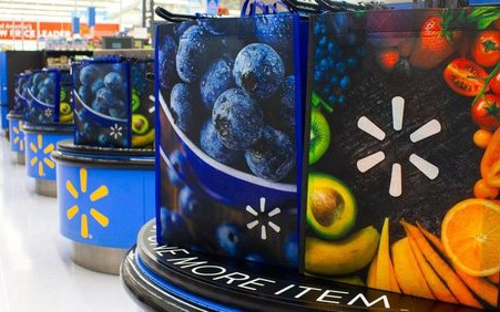 Walmart sets green textiles goals as part of sustainability campaign
