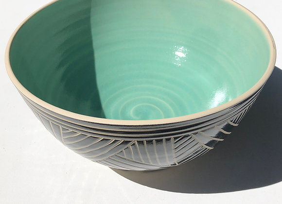 "Large Salad Bowl, 10.5"" dia"