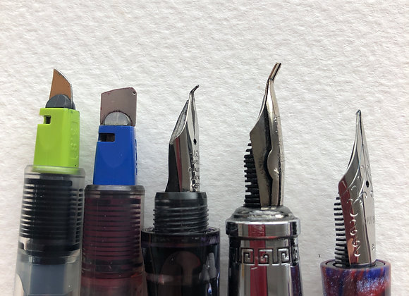 Fountain Pens Part 2 on ZOOM