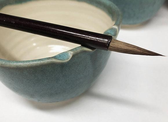 Watercolor Bowl /Jade