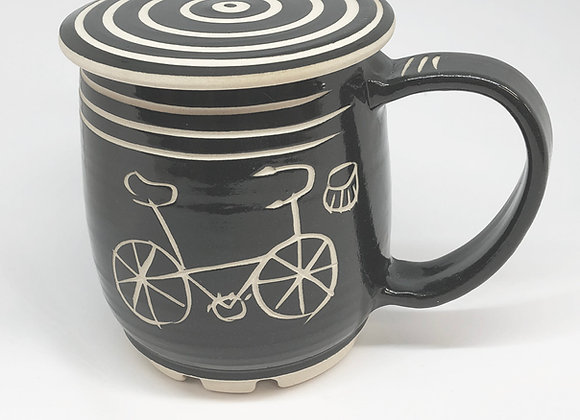 Large cup Bicycle