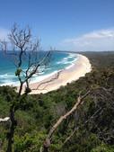 Byron Bay in Oz (john evans)