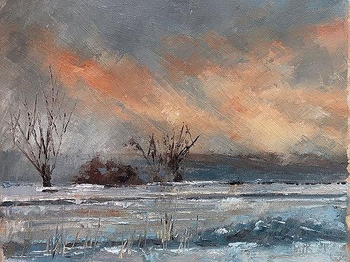 Winter Sky (SOLD)
