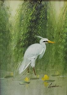Egret - 75.00