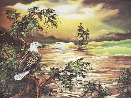 Eagle On Four