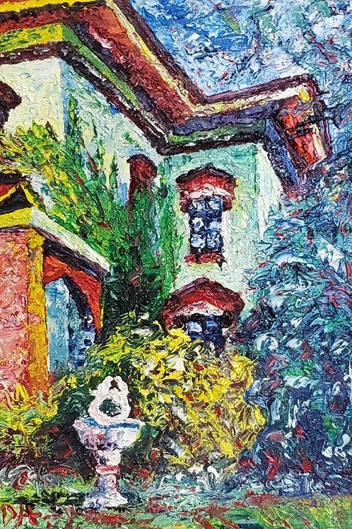 Restful House & Garden