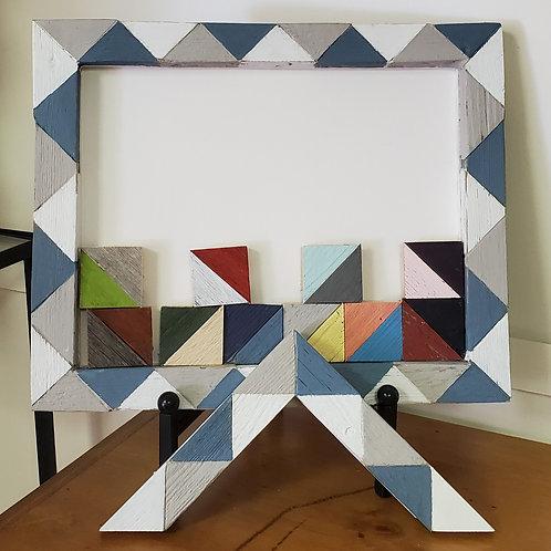 Zigzag frames by Frametastic!™