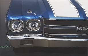 Chevy Chevelle SS - 65.00