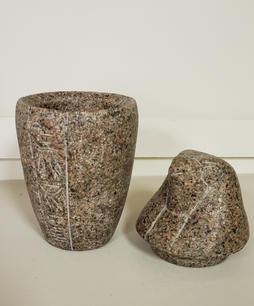 Egyptian Copic Jar - 75.00