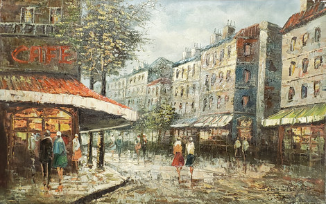 Street Scene - 179.00