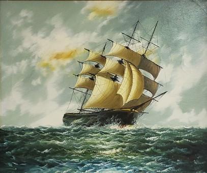 Tall Ship - 88.00
