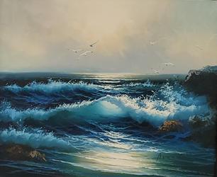 Waves - 50.00