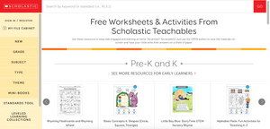 Resources to keep kids engaged and learning at home