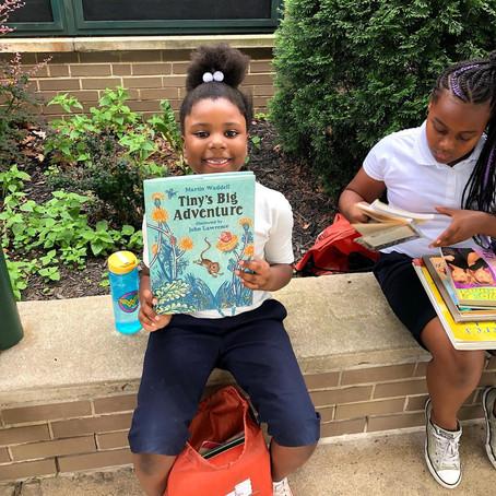 Summer Bookmobile Visits!