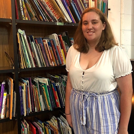 Interview with MBB Intern, Charlotte