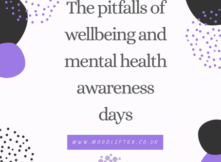 The Pitfalls of Wellbeing Days in the Workplace