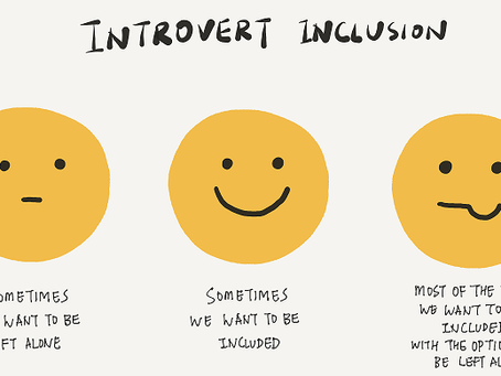 Exercise for introverts