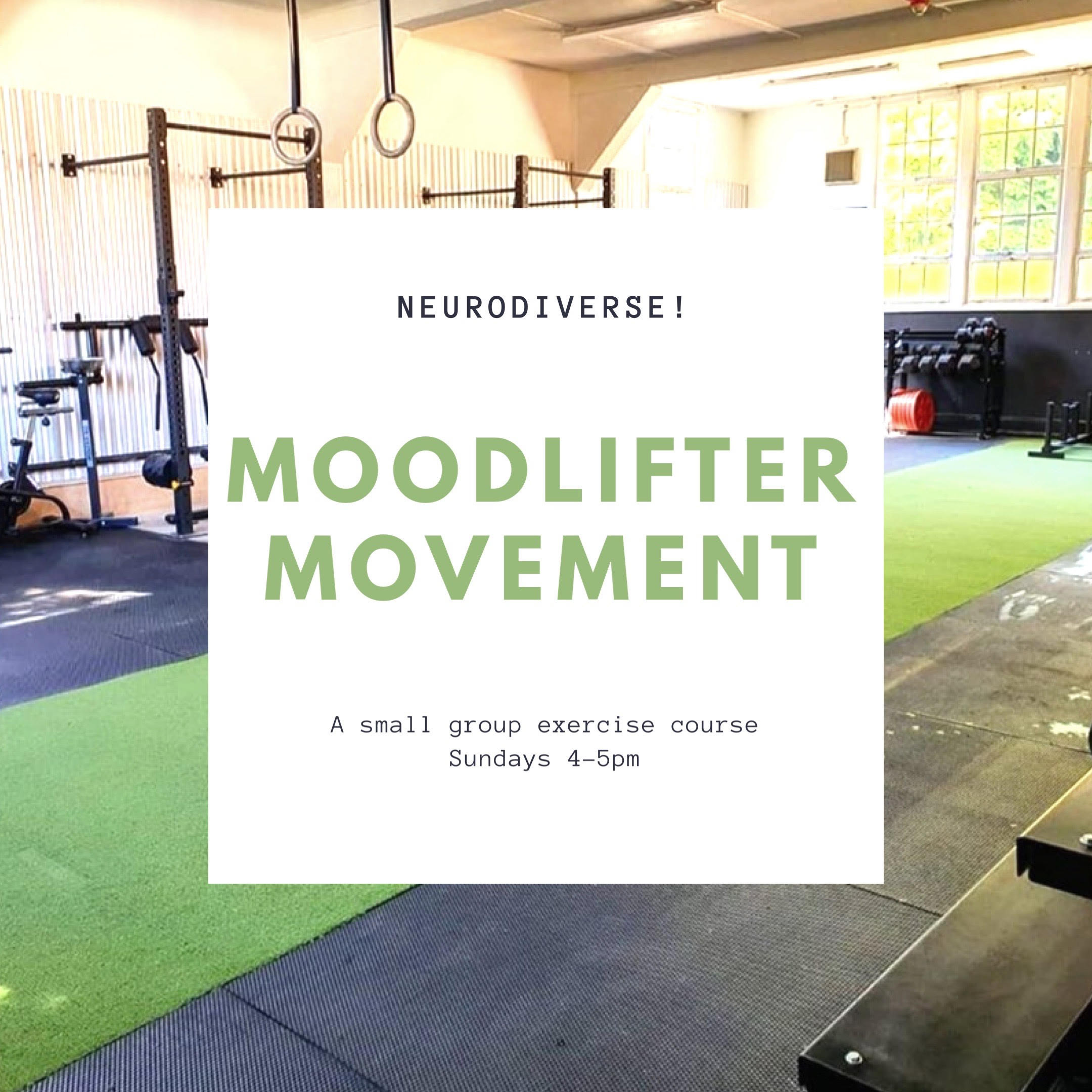 MoodLifter Movement June 2021
